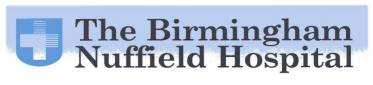 The Birmingham Nuffield Hospital
